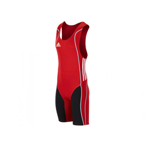 Adidas W8 painonnostotrikoo, punainen