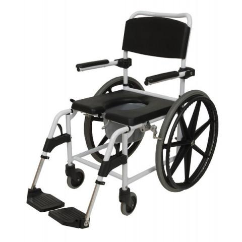 Suihkupyörätuoli Siiri, omatoiminen