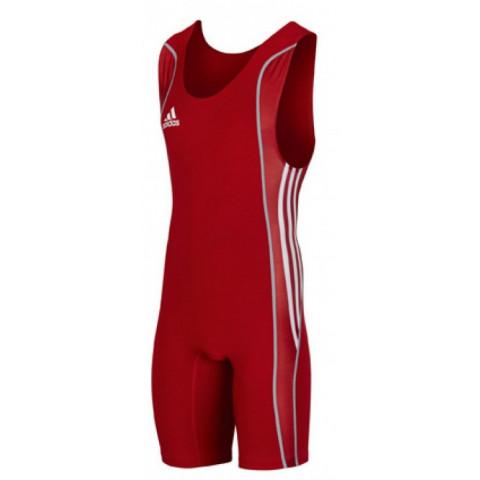 Adidas W8 painitrikoo, punainen