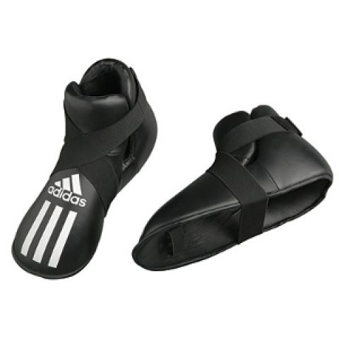 Adidas Super kickboxing jalkateräsuoja, musta