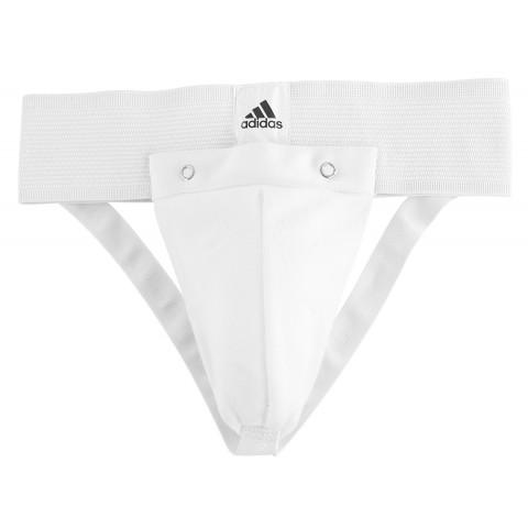 Adidas miesten alapääsuoja, valkoinen