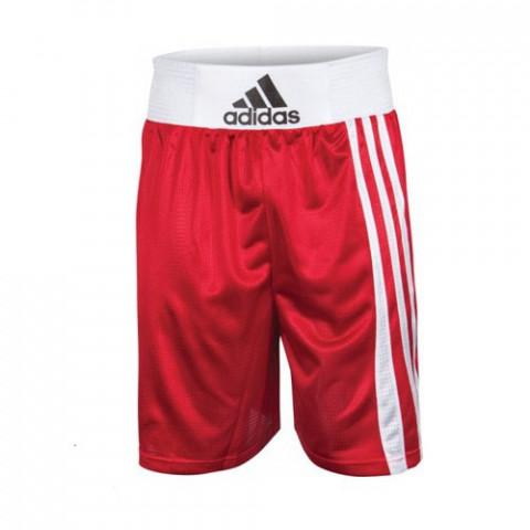 Adidas Clubline nyrkkeilyshortsit, punainen