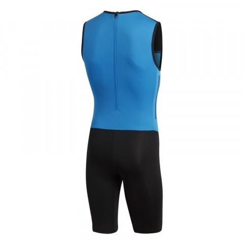 Adidas Crazy Power miesten painonnostotrikoo, sini-musta