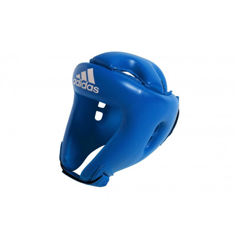Adidas Rookie lasten nyrkkeilykypärä, sininen