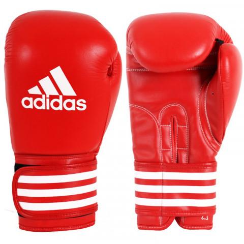 Adidas Ultima nyrkkeilyhanskat, punainen