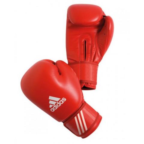 Adidas Aiba nyrkkeilyhanskat, punainen