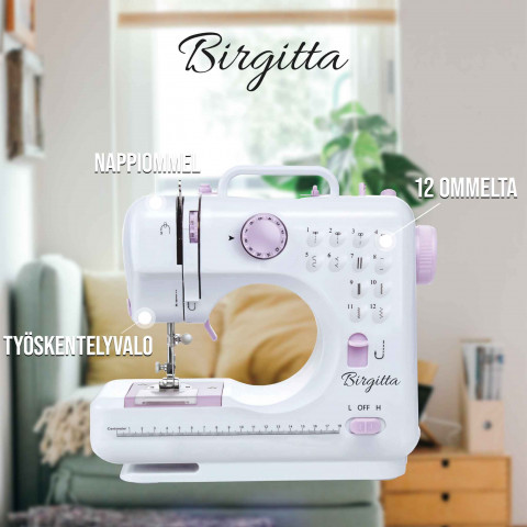 Birgitta Standard ompelukone