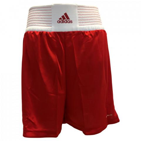 Adidas Box Shorts XS, punainen