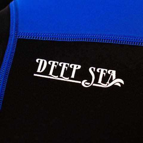 Deep Sea miesten märkäpuku, puolipitkä