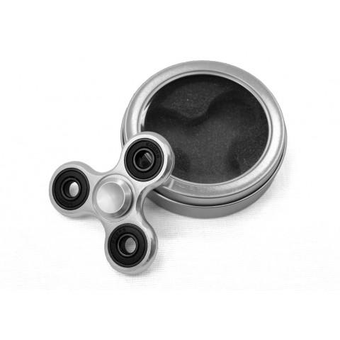 Fidget Spinner Metal Sormihyrrä, Steel
