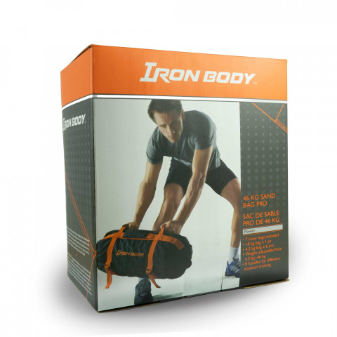Iron Body Box