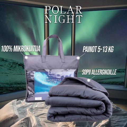 Polar Night painopeitto, 150x200cm (5-13kg)