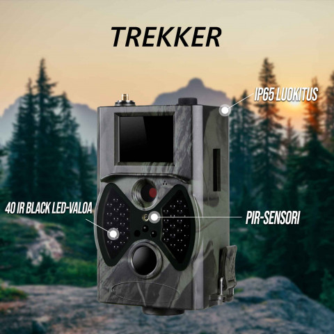 Riistakamera lähettävä 2G - Trekker