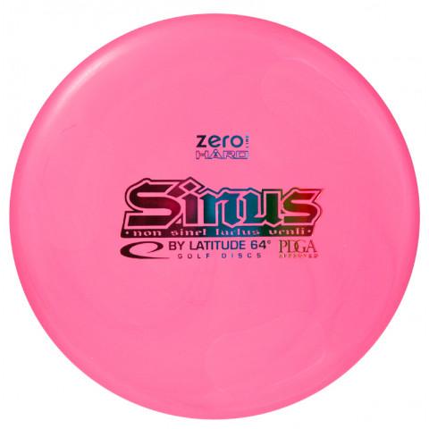 Latitude 64° Zero Hard Sinus frisbeegolf -kiekko