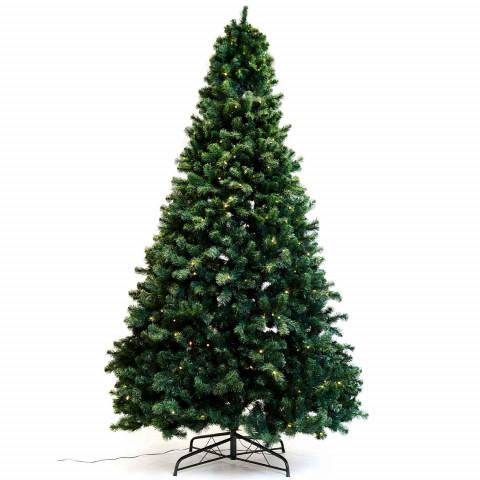 Joulukuusi 300x188cm, LED-valoilla