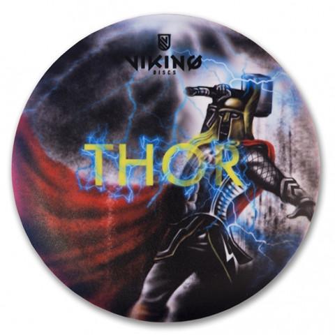 Viking Discs Warpaint Thunder God Thor