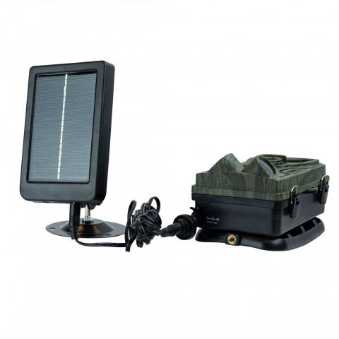 Riistakameran aurinkopaneeli 9V- Trekker