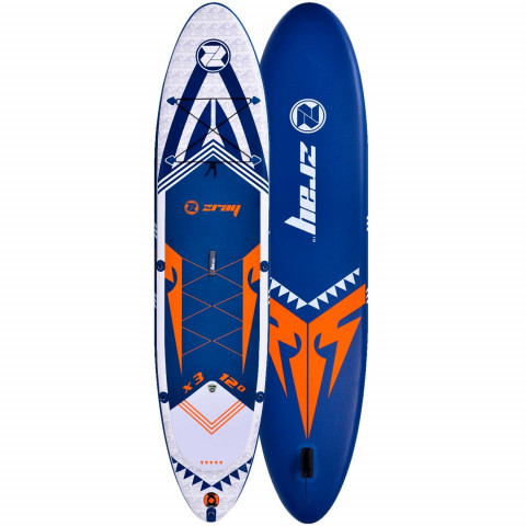 Zray X-Rider All around SUP-lautasetti