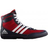 Adidas Mat Wizard 3, musta/punainen