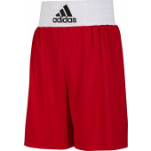 Adidas Base nyrkkeilyshortsit, punainen