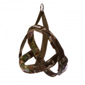 Ezydog valjaat Harness Quick Fit, camo