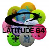 Latitude 64° Opto Mystery Box, 5 kiekkoa