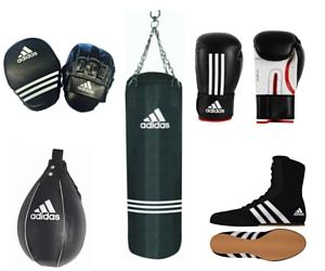 Adidas nyrkkeily nyrkkeilyvälineet